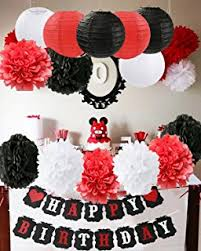 minnie mouse birthday decorations minnie mouse 2nd birthday party supplies and bow 13