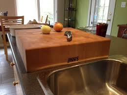 boos block cutting board home design and decorating four extra inches of hard wood the happy coder kitchen ideas
