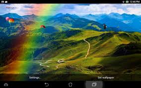landscape live wallpaper android apps on google play