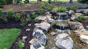 Landscaping Columbia Sc by Backyard Pondless Waterfall Ideas Columbia Sc Augusta Ga