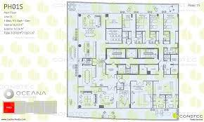 Home Theater Floor Plans Oceana Key Biscayne Floor Plans