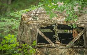 Ground Blinds For Deer Hunting 8 Tips For Bowhunting Deer From A Ground Blind Bowhunting Realtree