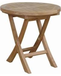 folding outdoor side table huge deal on anderson teak montage folding outdoor side table tbf