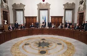 ultimo consiglio dei ministri governo tutti i ministri di gentiloni e renzi italia notizie 24