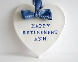 retirement plaque retirement plaque etsy