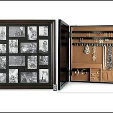 jewelry box photo frame picture frame jewelry box plans cabinet home decorating ideas