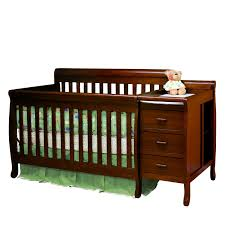 Tuscany Convertible Crib by Crib And Changer Combo Espresso Creative Ideas Of Baby Cribs
