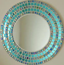 Ebay Bathroom Mirrors Mosaic Wall Mirror Ebay Vinofestdc For Mosaic Bathroom Mirrors