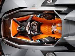 egoista lamborghini price lamborghini egoista the priceless concept car that seats one