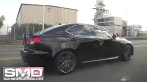 lexus wheels and tires obsidian black 2011 lexus is f rolling stock wheels tires youtube