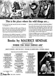 u0027s wild maurice sendak wild childhood