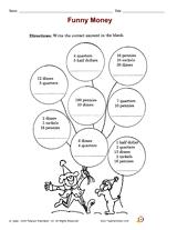 exploring making change gr 4 teachervision