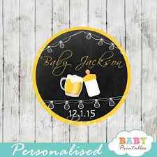 a baby is brewing a baby is brewing babyq baby shower favor tags d156