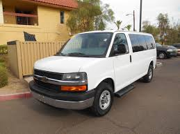 certified pre owned 2014 chevrolet express passenger lt full size