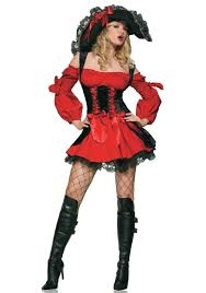 Authentic Halloween Costumes Adults Tortuga Vixen Pirate Costume Womens Authentic Pirate Costumes