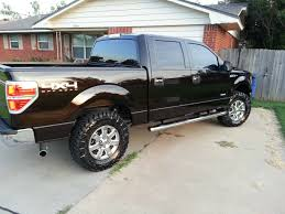 Ford F150 Truck Tires - 285 65 18 biggest tire for stock 18 page 3 ford f150 forum