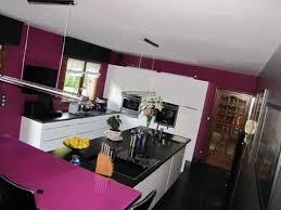 cuisine noir laqué cuisine et blanche trendy cuisine blanche et cuisine