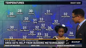 greg gets help from a budding meteorologist youtube