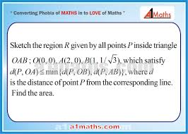 solved examples area under curve integral calculus iit jee maths