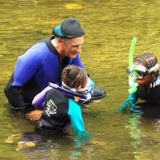 Tennessee snorkeling images Spring 2016 newsletter ncafs jpg