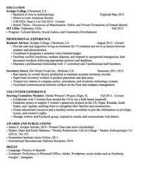 Brown Mackie Optimal Resume Example Le Cordon Bleu Optimal Resume Http Exampleresumecv Org