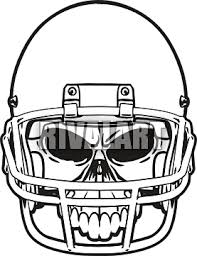 football helmet drawing clipart panda free clipart images