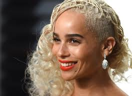 Vanity Fair Subscriptions Zoe Kravitz Debuts Hairstyle At The Vanity Fair Oscars Party