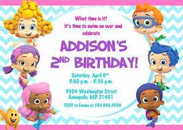 guppies birthday party new guppies birthday invitations or guppies birthday
