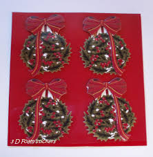 how to make christmas cards with 3d foam stickers u2013 create with