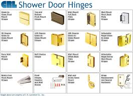Shower Door Hinge Accent Bath Kitchen Remodeling In Md Shower Door Hinges