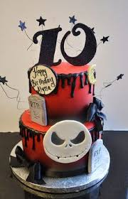 nightmare before birthday cake i would this to be