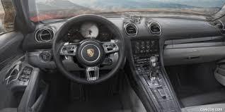 Porsche Cayman Interior Porsche 718 Cayman Vs 718 Boxster