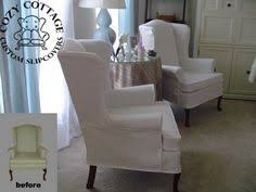 wingback chair slipcovers bonanza wing chair slipcover by s custom slipcovers