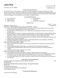 Example For Hospital Administration Resume Fake Resume Example Resume Examples And Free Resume Builder