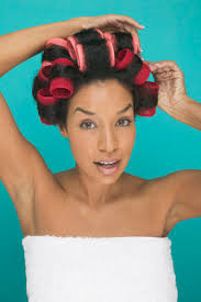 roller set relaxed hair 5 benefits of roller setting instead of flat ironing your hair