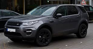 land rover discovery 2016 file land rover discovery sport td4 hse black paket u2013 frontansicht
