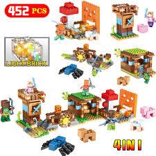 light brick sets my world new with led light blocks legoingly mini set figures