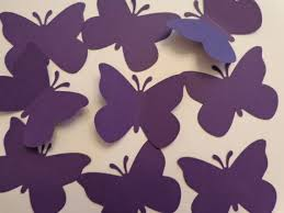 Purple Butterfly Decorations 8 Best Purple Images On Pinterest Marriage Butterfly Wedding