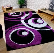 Cream And Black Rugs Purple And Black Rugs Rug Designs
