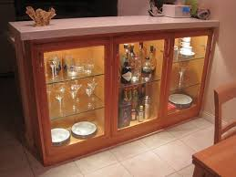 Adding Display Cabinets In Kitchendining Area - Kitchen display cabinet