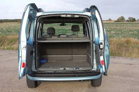 renault van interior renault kangoo estate 2009 2012 features equipment and