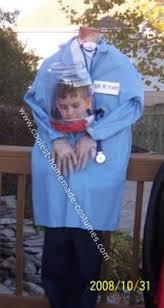 Halloween Scientist Costume Ideas Coolest Homemade Decapitated Mad Scientist Halloween Costume Idea