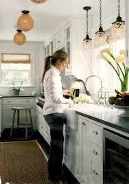 kitchen interior ceiling light fixtures lighting design picture on