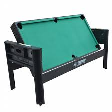 triumph 4 in 1 game table triumph sports usa 6ft 4 in 1 evolution multi game swivel table