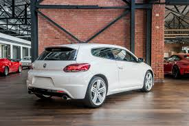 volkswagen scirocco r 2012 2012 volkswagen scirocco r richmonds classic and prestige cars