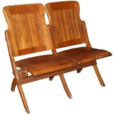 Double Seat Folding Chair Double Seat Folding Chairs Now Featured On Fab 225 Wonder How