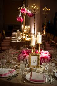 Picture Frame Centerpieces by 35 Amazing Gold Wedding Decorations