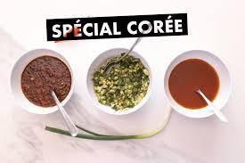 base de la cuisine basiques ingrédients nécessaires et sauce typiques de la cuisine