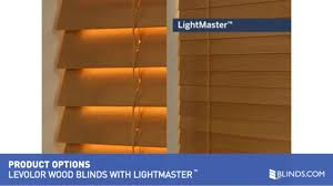 levolor blinds with lightmaster u0026raquo levoloroptrouteless wood