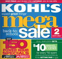 kohls back to school sale this friday and saturday only digital